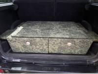 Органайзер-спальник багажного отделения в УАЗ Патриот рестайлинг