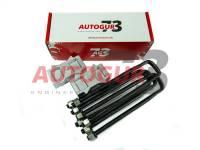 Комплект для Лифта подвески УАЗ 2206 Евро 3,4, УАЗ 469 (40 мм) Алюминий Autogur73