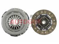 Сцепление на УАЗ, ГАЗ усиленное дв. ЗМЗ 409, 514; УМЗ 4218, 4213 MetalPart (тонкий вал) в упаковке