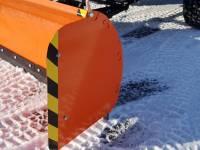 Ограничители для снегоуборочных отвалов серии «Стандарт» и «Профи» на автомобили УАЗ