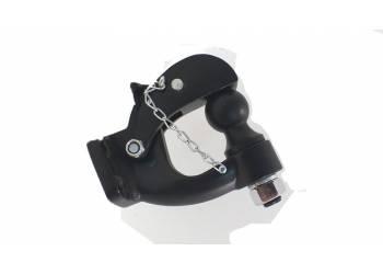 Фаркоп универсальное сцепное устройство Черный (черный шар)